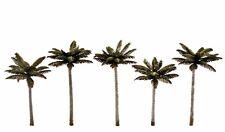 "Woodland Scenics [Woo] Classics Palm Tree 3-3.75"" (5) Wootr3597"