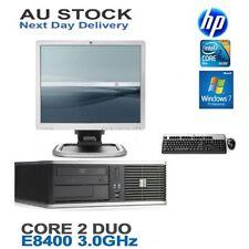 Intel Core 2 Duo 4GB 80GB Desktop & All-In-One PCs