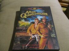 "DVD ""ALLAN QUATERMAIN ET LA CITE DE L'OR PERDU"" Richard CHAMBERLAIN Sharon STONE"