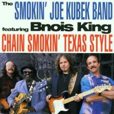Chain Smokin' Texas Style - Smokin' Joe Band Kubek (1998, CD NEUF)