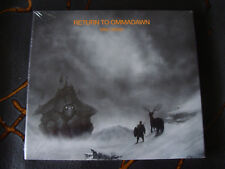 Slip Double: Mike Oldfield : Return To Ommadawn : Deluxe Ltd Ed CD & DVD Sealed