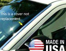 Fit05 10 Chrysler 300 300cmagnum Front Window Wind Shield Deflector Trim Fits Chrysler 300