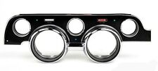 NEW 1967 FORD Mustang Dash Insturment Bezel, Cluster Cover, Black Camera Case