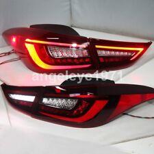 2011-2014 year For Hyundai Avante i35 Elantra LED flowing Turning light Red YZ