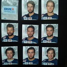 10 EBEL Stickers 2015/16 - wählbar aus ALLEN Eishockey Österreich