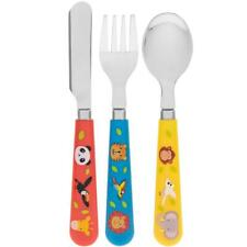 ZOO DESIGN BABY CUTLERY SET CHILDREN'S CUTLERY SET