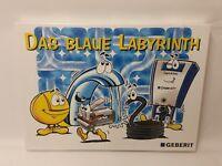 Das blaue Labyrinth - SONDEREDITION VON GEBERIT - RAVENSBURGER - RARITÄT OVP/NEU