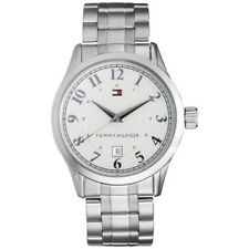 Tommy Hilfiger - 1710276 Stainless Steel Case White Dial Bracelet Watch for Men