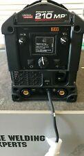 Lincoln Power Mig 210 Mp Multi Process Welder New K3963 1