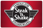 Steak 'n Shake Gift Card -$25 $50 $100 - Email Delivery For Sale
