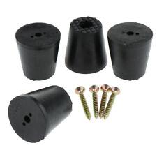 30x30mm Möbel Kappen Bodenschutz Gummifüße Schutzkappe Erhöhung 8 stk