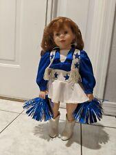 Junior Dallas Cowboys Cheerleader Collection Doll - Haley Alexis Jones?