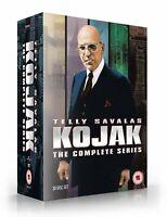 KOJAK - THE COMPLETE SERIES - SEASONS 1 2 3 4 & 5   **BRAND NEW DVD BOXSET****