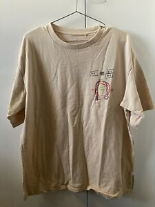 jean michel basquiat Uniqlo t shirt, Size L