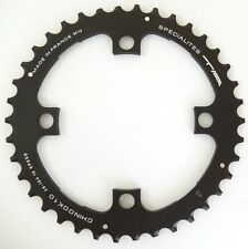PLATEAU SPECIALITES TA CHINOOK 10 38 DENTS 104mm 10 SPEED NOIR NEUF( chainring )
