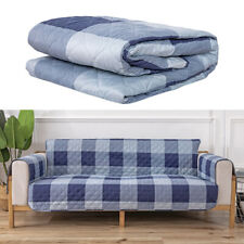 Thicken Quilted Sofa Cover Couch Slipcover Pet Dog Protector for Furniture