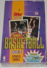 1993/94 Topps NBA Basketball 36-Pack Series 2 Hobby Box New & Factory Sealed MJ
