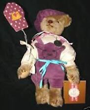 RARE- GORHAM- BEVERLY PORT--CHRISTOPHER PAUL - MUSICAL-BEAR- LIMITED # 2500