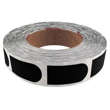 """Amf  Bowlers Tape 500 Pieces 1"""" Thumb Black Black / 1"""