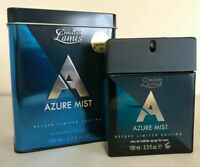 CREATION LAMIS AZURE MIST DE TOILETTE PERFUME SPRAY FOR MENS BOYS HIM100ML