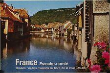 Affiche France RONANS Franche-Comté