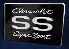 Chevrolet SS Super Sport -*US MADE* Embossed Sign Man Cave Garage Bar Wall Decor