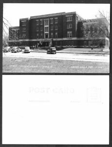 Old South Dakota Postcard - Real Photo - Brookings - State College Union