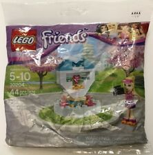 *BRAND NEW* Lego FRIENDS 30204 Stephanie Wish Fountain Polybag