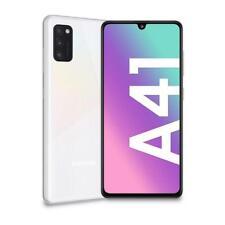 Samsung Galaxy A41 A415 4+64GB 6.1'' Prism Crush White DS Smartphone Originale