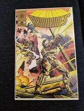 Valiant Comics Armorines 0 Gold Variant