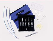 ChiaoGoo TWIST Shorties (US-4 thru US-8) Interchangeable Knitting Set