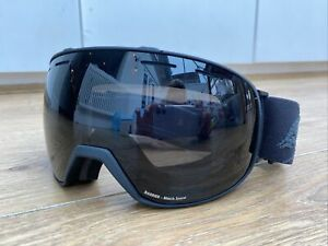 Red Bull - Spect Goggles - Barrier - Black - Black Snow - New