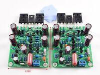 L7 MOSFET Stereo Audio power amplifier board Kit DIY AMP 2 channels 150W