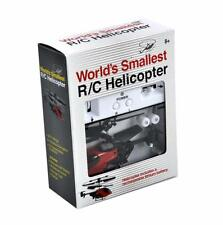 Funtime Mondes Plus Petits R/C Hélicoptère À Contrôler À Distance 9cm