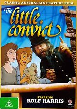 The Little Convict-DVD (1979) Ronald Falk-Rolf Harris-Paul Bertram-Gary Files