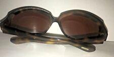 Oliver Peoples Sunglasses 63-17-120 La Donna Vintage Sunglasses Brown Tortoise