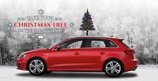 The Christmas Car Tree - The Only Christmas Tree For Your Car, Van Or Truck