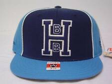 Two Tone Howard Univ. Black Fives Flat bill Fitted Cap