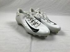 Nike Vapor - White/Black Cleats (Men's 11.5) - Used