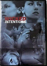 Wicked Intentions (2003) DVD Movie- Brand New & Sealed- Fast Ship! OD-046