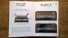 OCZ DDR2 PC2-9200 Flex II XLC 2X2GB
