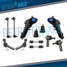 Lower Control Arms Tierods Sway Bars Ball Joint for 2000 2001 2002 - 2004 Xterra