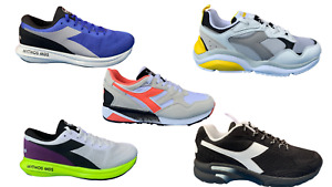 Diadora Running Shoes Mens Trainers Choice 5 RRP 90€ + CLEARANCE PRICE