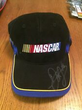 Dale Earnhardt Jr. signed NASCAR Hat