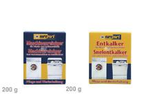 Set Économique EUROPART 1x Nettoyeur Machine + 1x Détartrant Lave-Vaisselle