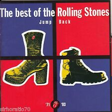 ROLLING STONES The Best Of The / Jump Back CD