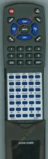 Replacement Remote for INSIGNIA NB813, NB813UD, NSBRDVD