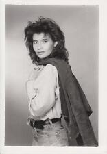 EMMANUELLE - SHOW JACKY. PHOTO INTERPRESS - Format 12,7 x 17,7 centimètres. 1986