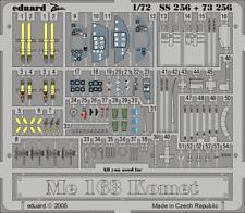 Eduard Zoom SS256 1/72 Messerschmitt Me 163B Komet Academy C
