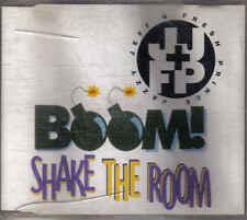 Jazzy Jeff&Fresh Prince-boom Shake the boom cd maxi single